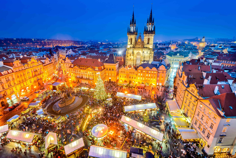 Foto de ayuntamiento de Praga