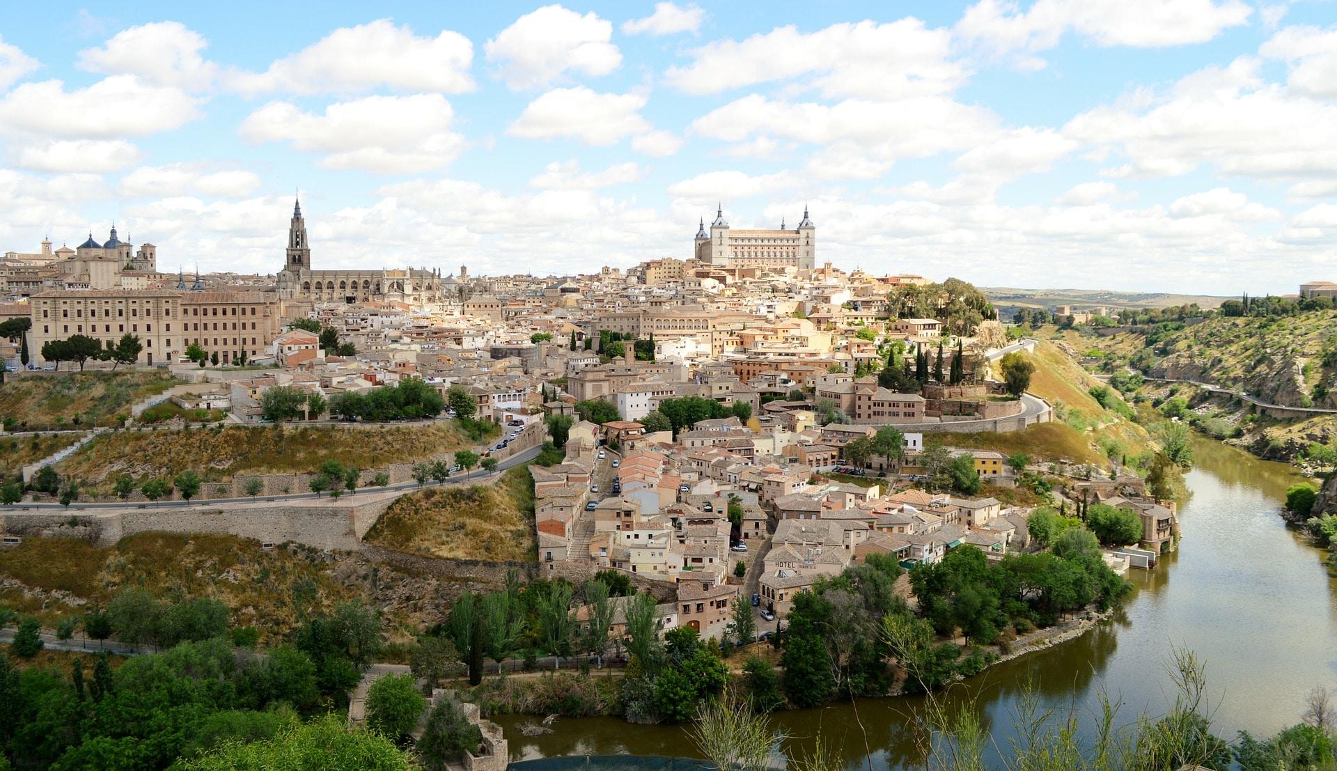 Descubrir y redescubrir Toledo con Goaz