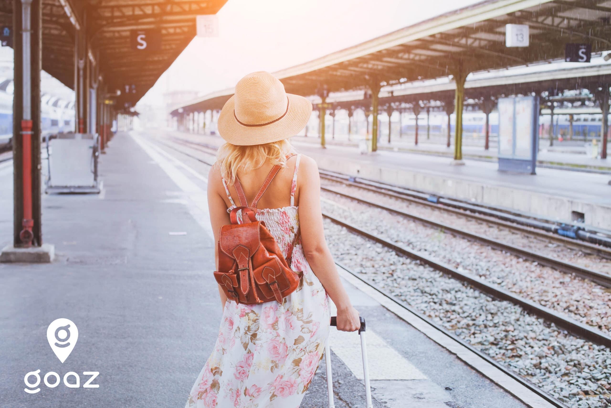 Goaz ofrece, de forma gratuita, guías inteligentes de viaje a sus usuarios