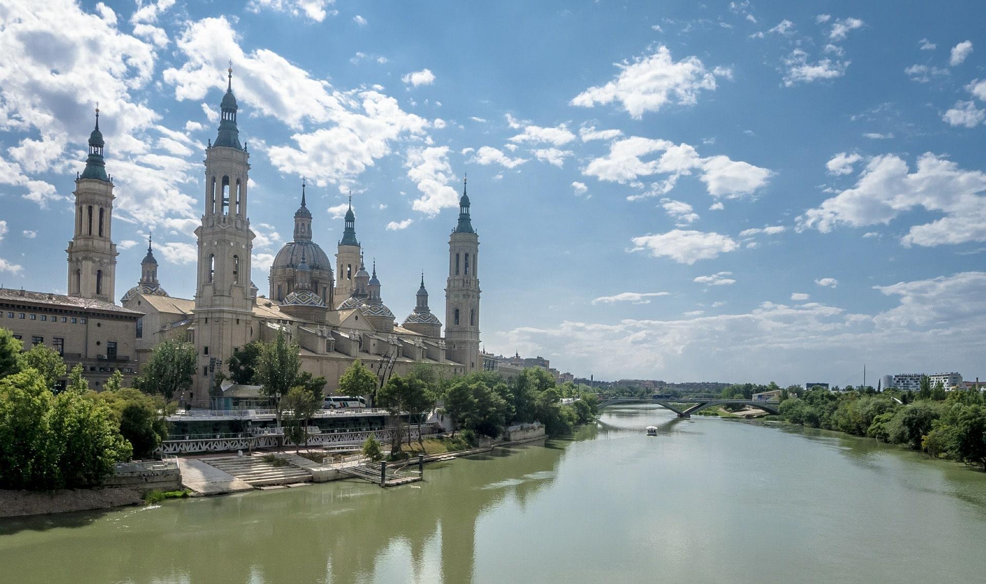 Zaragoza, la ciudad de las dos catedrales