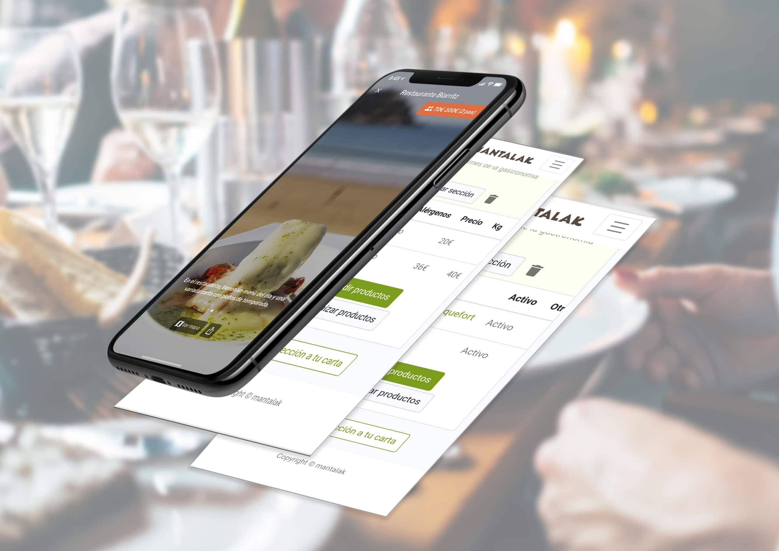 Goaz se une a Mantalak para ayudar a hoteles y restaurantes en su digitalización