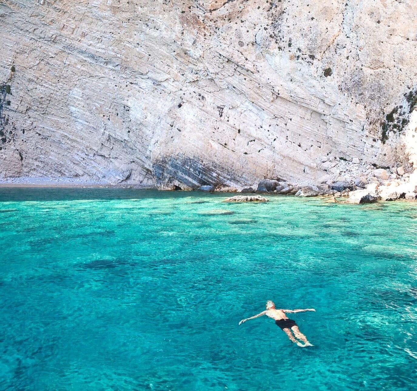 Recomendaciones para viajar a las islas Jónicas
