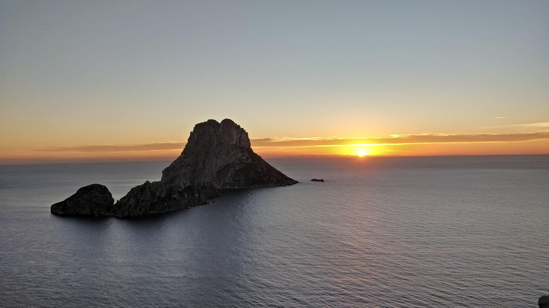 Escapada de fin de semana a Ibiza